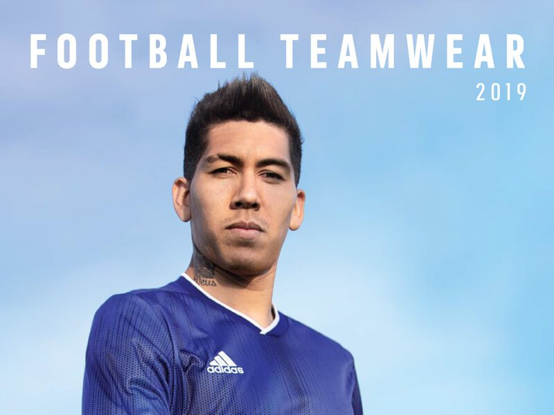 adidas Football Teamwear Katalog 2019