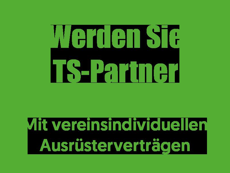 Werden Sie TS-Partner - Mit vereinsindividuellen Ausrüsterverträgen