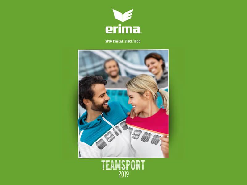 erima Teamsportkatalog 2019