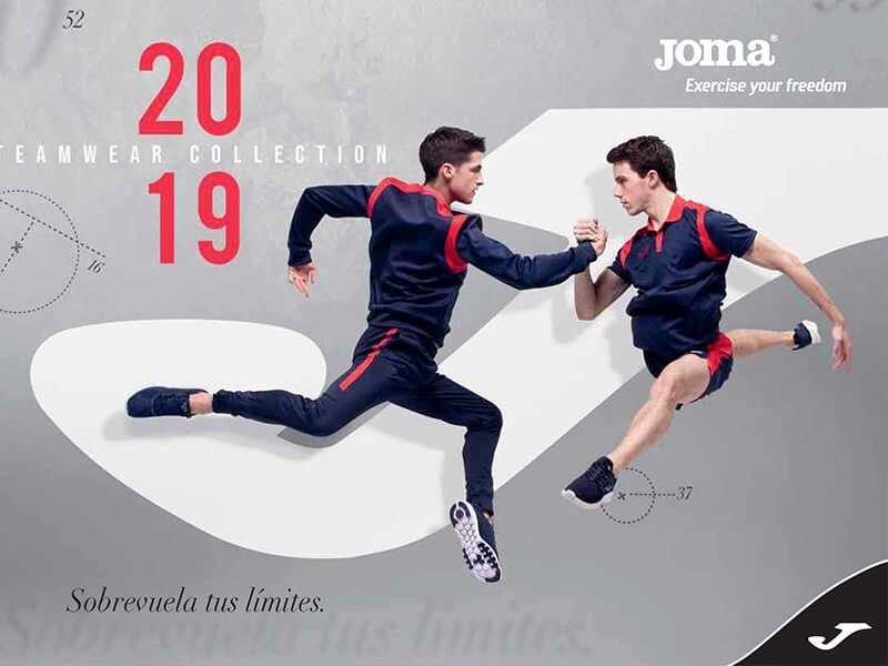 joma Teamwear Katalog Download