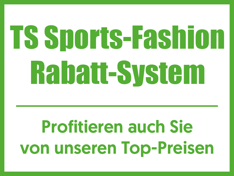 TS Sports-Fashion Rabatt-System
