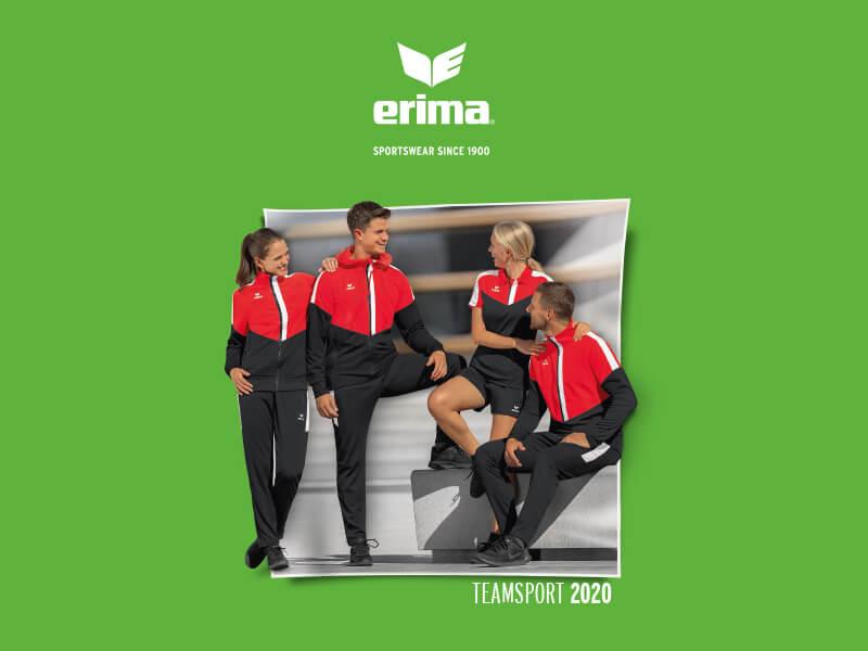 erima Teamsport Katalog 2020