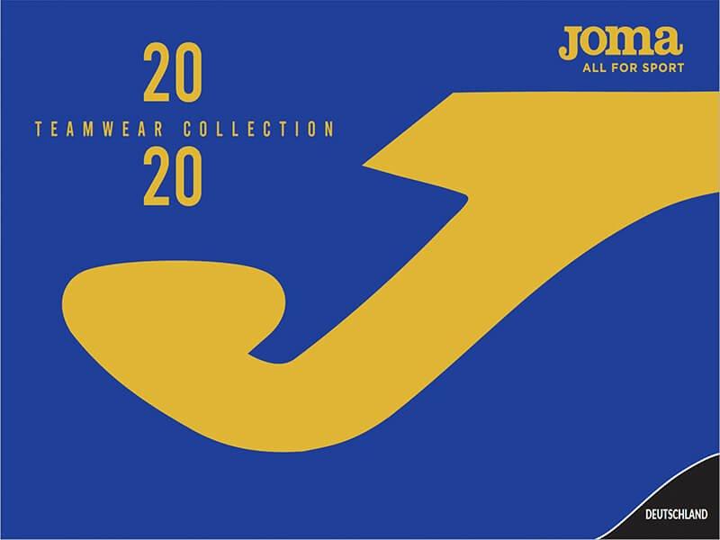 Joma Teamwear Katalog 2020