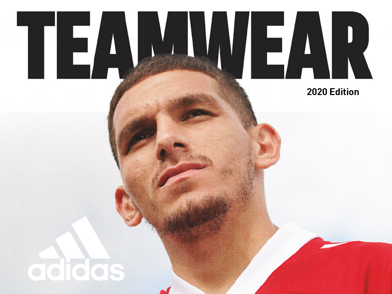 adidas Teamwear Katalog 2020
