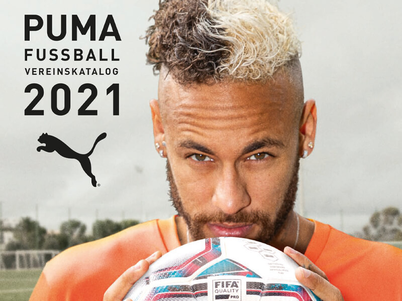PUMA Vereinskatalog 2021
