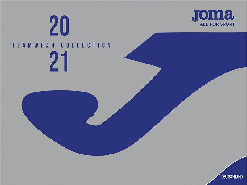 Joma Teamwear Katalog 2021