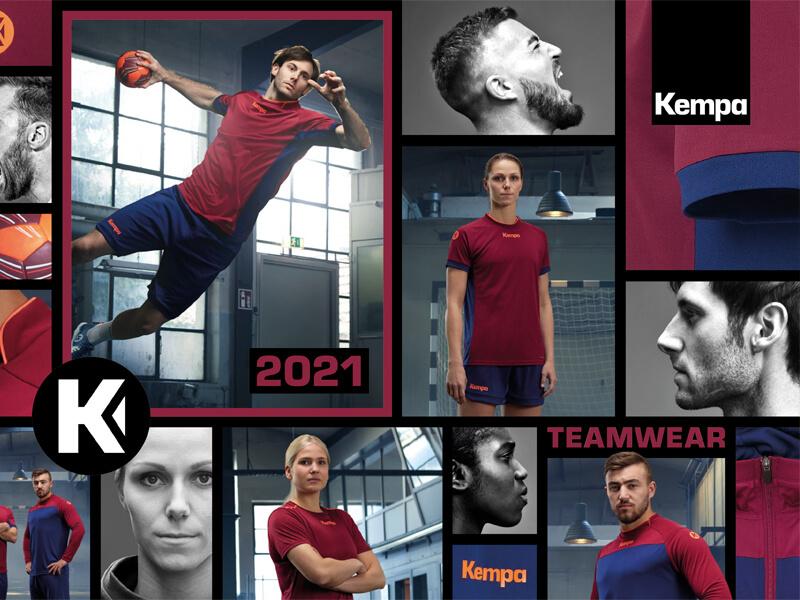 kempa Teamsport Katalog 2021